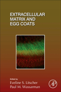 Cover image for Extracellular Matrix and Egg Coats