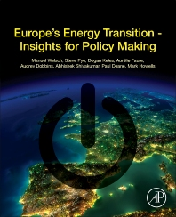 Europe's Energy Transition - 1st Edition - ISBN: 9780128098066, 9780128099032