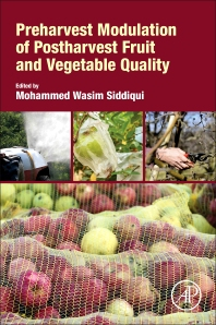 Book cover image for Preharvest Modulation of Postharvest Fruit and Vegetable Quality