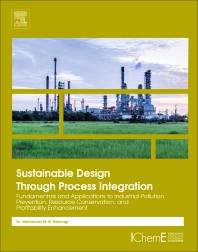 Cover image for Sustainable Design Through Process Integration