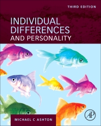 Individual Differences and Personality - 3rd Edition - ISBN: 9780128098455, 9780128098462