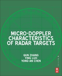 Cover image for Micro-Doppler Characteristics of Radar Targets