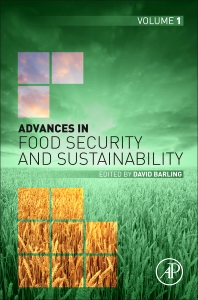 Advances in Food Security and Sustainability - 1st Edition - ISBN: 9780128098639, 9780128098646