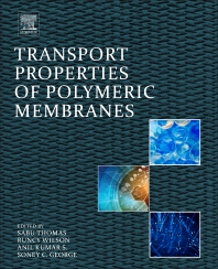 Cover image for Transport Properties of Polymeric Membranes
