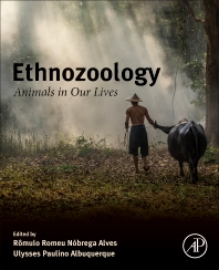 Cover image for Ethnozoology