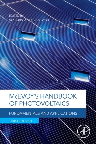 Cover image for McEvoy's Handbook of Photovoltaics
