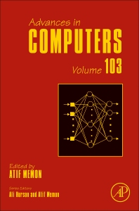 Advances in Computers - 1st Edition - ISBN: 9780128099414, 9780128051672