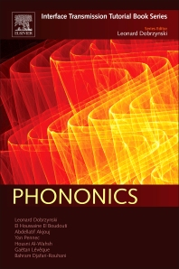 Cover image for Phononics