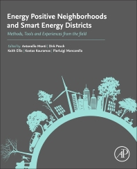 Cover image for Energy Positive Neighborhoods and Smart Energy Districts
