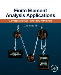 Cover image for Finite Element Analysis Applications