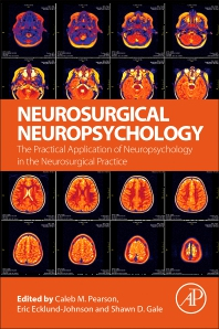 Cover image for Neurosurgical Neuropsychology