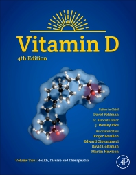 Vitamin D - 4th Edition - ISBN: 9780128099636