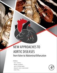 Cover image for New Approaches to Aortic Diseases from Valve to Abdominal Bifurcation