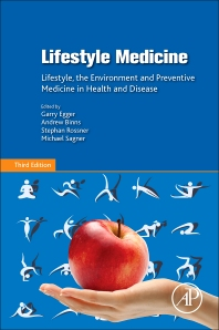 Cover image for Lifestyle Medicine