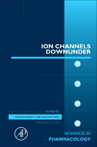 Cover image for Ion Channels Down Under