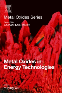 Cover image for Metal Oxides in Energy Technologies