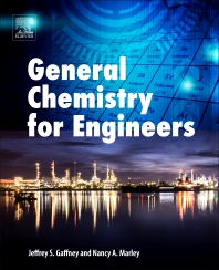 General Chemistry for Engineers - 1st Edition - ISBN: 9780128104255, 9780128104446