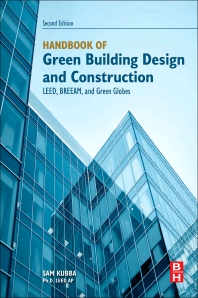 Cover image for Handbook of Green Building Design and Construction