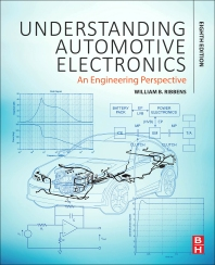 Book cover image for Understanding Automotive Electronics (Eighth Edition)