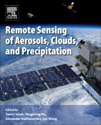 Cover image for Remote Sensing of Aerosols, Clouds, and Precipitation