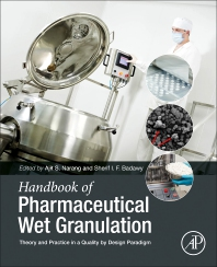 Cover image for Handbook of Pharmaceutical Wet Granulation