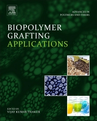 Cover image for Biopolymer Grafting: Applications