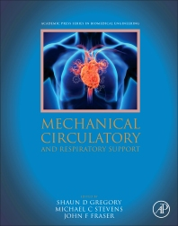 Mechanical Circulatory and Respiratory Support - 1st Edition - ISBN: 9780128104910, 9780128104927