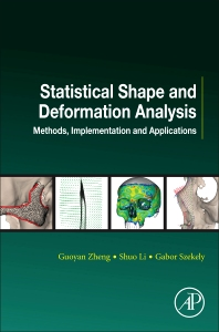 Cover image for Statistical Shape and Deformation Analysis
