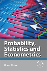 Cover image for Probability, Statistics and Econometrics