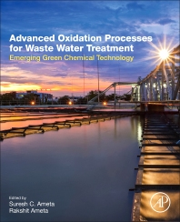Cover image for Advanced Oxidation Processes for Wastewater Treatment