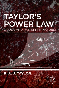 Taylor's Power Law - 1st Edition - ISBN: 9780128109878