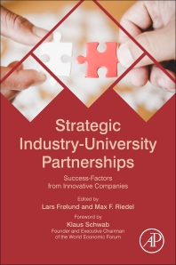Cover image for Strategic Industry-University Partnerships