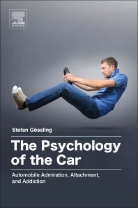 Book cover image for The Psychology of the Car
