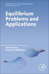 Cover image for Equilibrium Problems and Applications