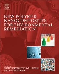 Cover image for New Polymer Nanocomposites for Environmental Remediation