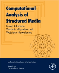 Book Series: Computational Analysis of Structured Media