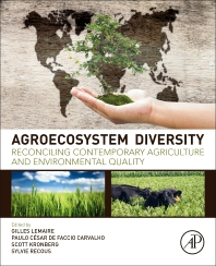 Agro-Ecosystem Diversity - 1st Edition - ISBN: 9780128110508