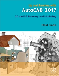 Cover image for Up and Running with AutoCAD 2017