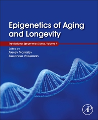 Cover image for Epigenetics of Aging and Longevity