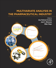 Cover image for Multivariate Analysis in the Pharmaceutical Industry