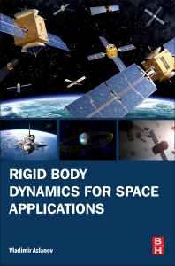 Cover image for Rigid Body Dynamics for Space Applications