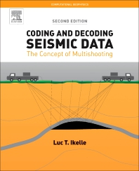 cover of Coding and Decoding: Seismic Data, Volume 1 - 2nd Edition