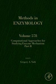 Computational Approaches for Studying Enzyme Mechanism Part B - 1st Edition - ISBN: 9780128111079, 9780128111086