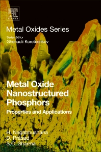 Cover image for Metal Oxide Nanostructured Phosphors