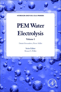 PEM Water Electrolysis - 1st Edition - ISBN: 9780128111451, 9780128111468