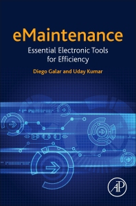 Book cover image for eMaintenance