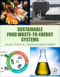 Cover image for Sustainable Food Waste-to-Energy Systems