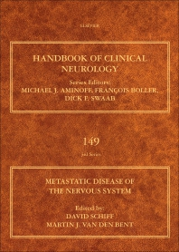 Cover image for Metastatic Disease of the Nervous System
