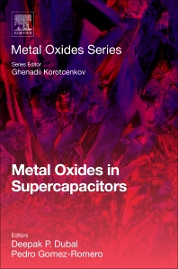 Book cover image for Metal Oxides in Supercapacitors, Metal Oxides