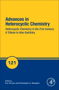 Cover image for Heterocyclic Chemistry in the 21st Century: A Tribute to Alan Katritzky